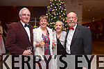 Barra O'Caoimh, Belda O'Bradigh, Olna Trotter, Chris Trotter at the New Year's Eve Ball at the Fels Point Hotel on Wednesday