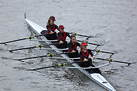 Crew: 254   Nottingham and Union Rowing Club   W J16 4x-<br /> <br /> Schools' Head of the River 2018<br /> <br /> To purchase this photo, or to see pricing information for Prints and Downloads, click the blue 'Add to Cart' button at the top-right of the page.