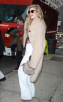 NEW YORK, NY - FEBRUARY 6: AnnaLynne McCord seen after an appearance on The Wendy Williams Show in New York City on February 06, 2018. Credit: RW/MediaPunch