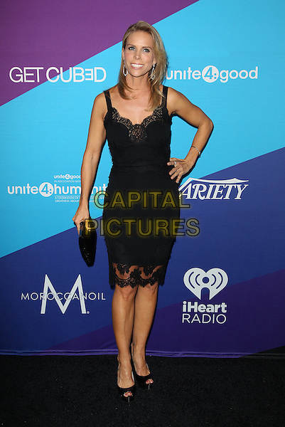 Los Angeles, CA - FEBRUARY 27: Cheryl Hines Attending Unite4good And Variety Host 1st Annual Unite4:humanity Event, Held at Sony Pictures Studios California on February 27, 2014.  <br /> CAP/MPI/RTNUPA <br /> &copy;RTNUPA/MediaPunch/Capital Pictures
