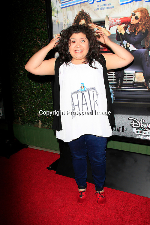LOS ANGELES - FEB 10: Raini Rodriguez at the screening of the Disney Channel Original Movie 'Bad Hair Day' at the Frank G Wells Theater on February 10, 2015 in Burbank, CA