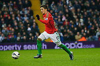 Saturday, 9 March 2013<br /> <br /> Pictured: Pablo Herandez of Swansea City<br /> <br /> Re: Barclays Premier League West Bromich Albion v Swansea City FC  at the Hawthorns, Birmingham, West Midlands
