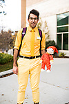 _E1_2272<br /> <br /> 1610-85 GCI Halloween Costumes<br /> <br /> October 31, 2016<br /> <br /> Photography by: Nathaniel Ray Edwards/BYU Photo<br /> <br /> &copy; BYU PHOTO 2016<br /> All Rights Reserved<br /> photo@byu.edu  (801)422-7322<br /> <br /> 2272
