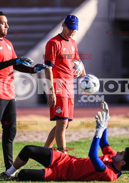 Entrenamiento de Cimarrones FC. Liga de Ascenso2016<br /> © Foto: LuisGutierrez/NORTEPHOTO.COM