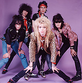 Sep 1981: HANOI ROCKS - Photosession in London