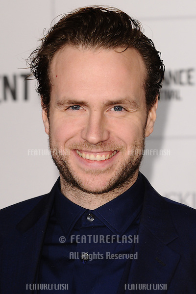 Rafe Spall arriving for the British Independent Film Awards 2014 at Old Billingsgate, London. 07/12/2014 Picture by: Steve Vas / Featureflash