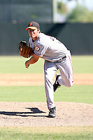 Mike Kickham - San Francisco Giants - 2010 Instructional League.Photo by:  Bill Mitchell/Four Seam Images..