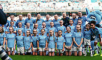 20190907 – MANCHESTER, ENGLAND: Manchester City United pictured during the match between Manchester City Women and Manchester United Women, first game for both of the teams in the the Barclays FA Women's Super League , Saturday  7th September 2019 at the Ethiad Stadium, Manchester. PHOTO SPORTPIX.BE | Sevil Oktem