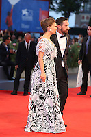 Natalie Portman, Pablo Lorrain attends the premiere of 'Jackie' during the 73rd Venice Film Festival at Sala Grande on September 7, 2016 in Venice, Italy.<br /> CAP/GOL<br /> &copy;GOL/Capital Pictures /MediaPunch ***NORTH AND SOUTH AMERICAS ONLY***