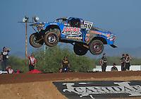 Apr 16, 2011; Surprise, AZ USA; LOORRS driver Robby Woods (99)during round 3 at Speedworld Off Road Park. Mandatory Credit: Mark J. Rebilas-