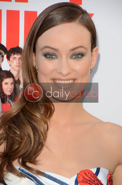 Olivia Wilde<br />
