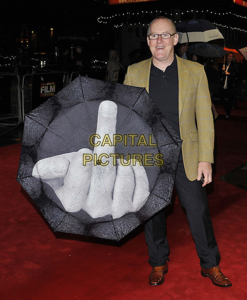 LONDON, ENGLAND - OCTOBER 12: guest attends the &quot;The Keeping Room&quot; Official Competition screening, 58th LFF day 5, Odeon West End cinema, Leicester Square, on Sunday October 12, 2014 in London, England, UK. <br /> CAP/CAN<br /> &copy;Can Nguyen/Capital Pictures