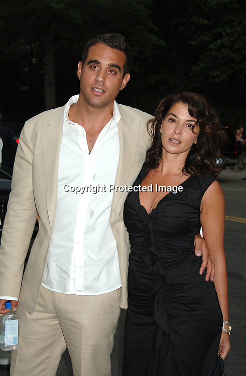 "Bobby Canavale and Annabella Sciorra..at The Fresh Air Fund ""Salute to American Heroes"" Spring Gala on June 1, 2006 at Tavern on the Green...Robin Platzer, Twin Images"