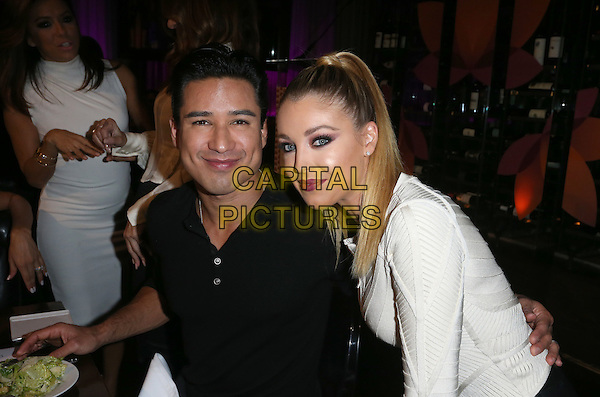 Hollywood, CA - November 05 Mario Lopez, Jadyn Douglas Attending The Eva Longoria Foundation Annual Dinner - Inside  At Beso On November 05, 2015. <br /> CAP/MPI/FS<br /> &copy;FS/MPI/Capital Pictures