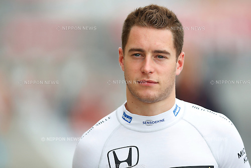 Stoffel Vandoorne (BEL), <br /> OCTOBER 8, 2016 - F1 : Japanese Formula One Grand Prix <br /> at Suzuka Circuit in Suzuka, Japan. (Photo by Sho Tamura/AFLO SPORT) GERMANY OUT