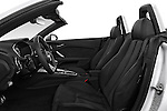 Front seat view of 2016 Audi TT-Roadster - 2 Door Convertible Front Seat  car photos