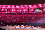 General view, <br /> SEPTEMBER 7, 2016 : Opening Ceremony at Maracana <br /> during the Rio 2016 Paralympic Games in Rio de Janeiro, Brazil. <br /> (Photo by AFLO SPORT)