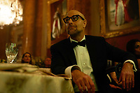 A PRIVATE WAR (2018)<br /> STANLEY TUCCI<br /> *Filmstill - Editorial Use Only*<br /> CAP/FB<br /> Image supplied by Capital Pictures