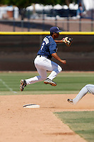 Cole Figueroa - San Diego Padres - 2009 spring training.Photo by:  Bill Mitchell/Four Seam Images