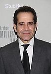 """Tony Shaloub attends the  Broadway Opening Night performance After Party for the Roundabout Theatre Production of """"The Price"""" at the American Airlines TheatreTheatre on March 16, 2017 in New York City."""