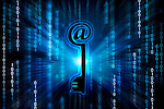 Network security key on binary digits