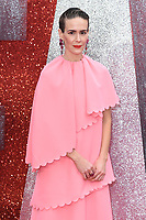 "Sarah Paulson<br /> arriving for the ""Ocean's 8"" European premiere at the Cineworld Leicester Square, London<br /> <br /> ©Ash Knotek  D3408  13/06/2018"