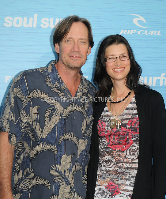 WWW.ACEPIXS.COM . . . . . ....March 30 2011, Los Angeles....Actors Kevin Sorbo (L) arriving at the premiere of TriStar Pictures' 'Soul Surfer' at the ArcLight Cinerama Dome on March 30, 2011 in Hollywood, California.....Please byline: PETER WEST - ACEPIXS.COM....Ace Pictures, Inc:  ..(212) 243-8787 or (646) 679 0430..e-mail: picturedesk@acepixs.com..web: http://www.acepixs.com