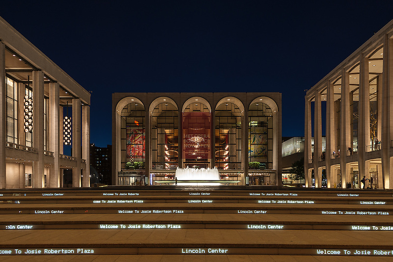 Lincoln Center<br />