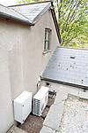 Wales &amp; West Utilities Freedom Installation.<br /> Bethan Jones cottage - Pontycymer.<br /> 24.05.18<br /> &copy;Steve Pope <br /> Fotowales