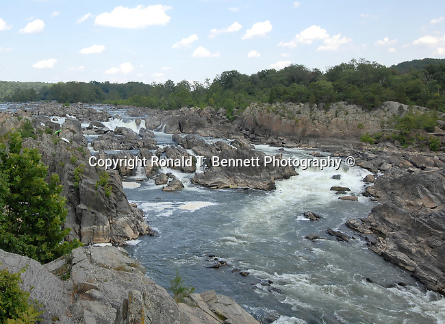 Great Falls Park on Potomac River Commonwealth of Virginia, Fine Art Photography by Ron Bennett, Fine Art, Fine Art photography, Art Photography, Copyright RonBennettPhotography.com ©