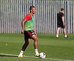 Reece Brown of Sheffield Utd  during the Sheffield Utd training session at the Shirecliffe Training Complex , Sheffield. Picture date: September 29th, 2016. Pic Simon Bellis/Sportimage