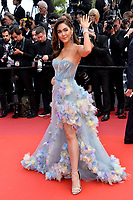 "CANNES, FRANCE. May 15, 2019: Araya A. Hargate at the gala premiere for ""Les Miserables"" at the Festival de Cannes.<br /> Picture: Paul Smith / Featureflash"