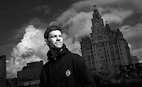 PICTURE BY BEN DUFFY/SWPIX - Liverpool's Xabi Alonso.