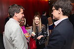 New York, NY - April 13, 2018: The James Beard Greens and the Chamber Music Society's Young Patrons present a post-performance tasting event at Lincoln Center's Avery Fisher Hall.<br /> <br /> CREDIT: Clay Williams for The James Beard Foundation.<br /> <br /> &copy; Clay Williams / http://claywilliamsphoto.com