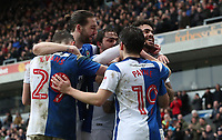 Photographer Rachel Holborn/CameraSport<br /> <br /> The EFL Sky Bet League One - Blackburn Rovers v Blackpool - Saturday 10th March 2018 - Ewood Park - Blackburn<br /> <br /> World Copyright &copy; 2018 CameraSport. All rights reserved. 43 Linden Ave. Countesthorpe. Leicester. England. LE8 5PG - Tel: +44 (0) 116 277 4147 - admin@camerasport.com - www.camerasport.com