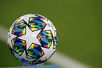 Official ball  during UEFA Champions League match, groups between Real Madrid and Galatasaray SK at Santiago Bernabeu Stadium in Madrid, Spain. November, Wednesday 06, 2019.(ALTERPHOTOS/Manu R.B.)<br /> Champions League 2019/2020  <br /> Real Madrid - Galatasaray<br /> Foto Alterphotos / Insidefoto <br /> ITALY ONLY