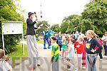 Feile na mBlath in Tralee Town Park on Friday..