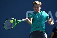 David Goffin (Bel)<br /> Flushing Meadows 30/08/2017<br /> Tennis US Open 2017 <br /> Foto Couvercelle/Panoramic/Insidefoto