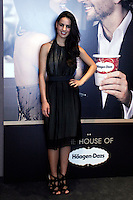 International top model Jana Perez presents the new Häagen Dazs TV spot campaign with the american actor, nominated to an Oscar award, Bradley Cooper in Madrid, Spain. June 06, 2013. (Victor J Blanco/Alterphotos) ©NortePhoto