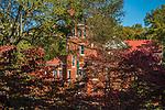 Ventress Hall.  Photo by Kevin Bain/University Communications Photography