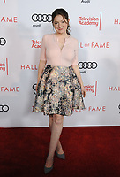 www.acepixs.com<br /> <br /> November 15 2017, LA<br /> <br /> Emma Kenney arriving at the Television Academy's 24th Hall of Fame Ceremony at the Saban Media Center on November 15, 2017 in Los Angeles, California.<br /> <br /> By Line: Peter West/ACE Pictures<br /> <br /> <br /> ACE Pictures Inc<br /> Tel: 6467670430<br /> Email: info@acepixs.com<br /> www.acepixs.com