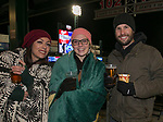 Alex, Lyndsey and Jon during the 2019 opening day game between the Reno Aces and the Albuquerque Isotopes at Greater Nevada Field in Reno, Nevada on Tuesday, April 9, 2019.