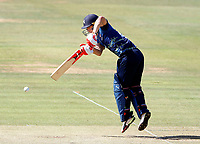 Heino Kuhn bats for Kent during the Royal London One Day Cup Final between Kent and Hampshire at Lords Cricket Ground, London, on June 30, 2018