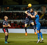 11.02.2019: Ross County v Inverness CT: Sean Kelly and Jordan White