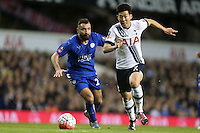 Tottenham Hotspur vs Leicester City 10-01-16