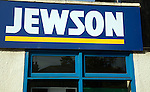 Jewson builder merchant sign