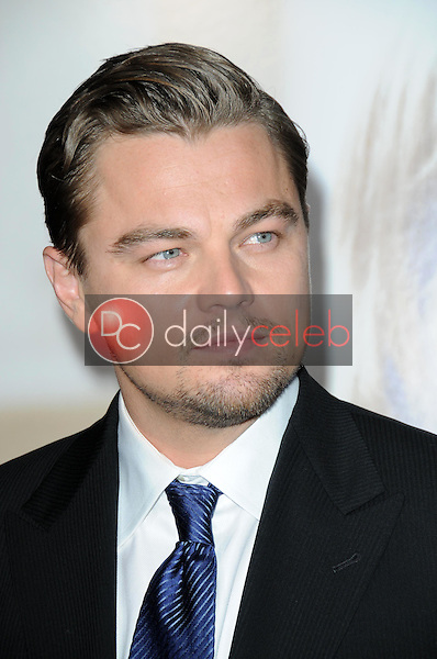 Leonardo DiCaprio <br /> at the World Premiere of 'Revolutionary Road'. Mann Village Theater, Westwood, CA. 12-15-08<br /> Dave Edwards/DailyCeleb.com 818-249-4998