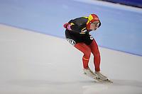SCHAATSEN: HEERENVEEN: IJsstadion Thialf, 11-01-2013, Seizoen 2012-2013, Essent ISU EK allround, 5000m Men, Bart Swings (BEL), ©foto Martin de Jong