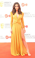 Amy Jackson at the Virgin TV British Academy (BAFTA) Television Awards 2018, Royal Festival Hall, Belvedere Road, London, England, UK, on Sunday 13 May 2018.<br /> CAP/CAN<br /> &copy;CAN/Capital Pictures