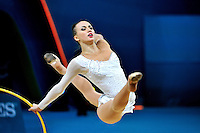 August 28, 2013 - Kiev, Ukraine - ANNA RIZATDINOVA of Ukraine performs at 2013 World Championships.